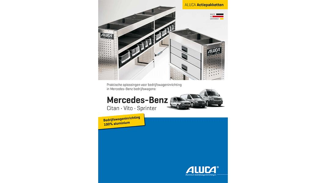 Bedrijfswageninriching voor Mercedes screenshot