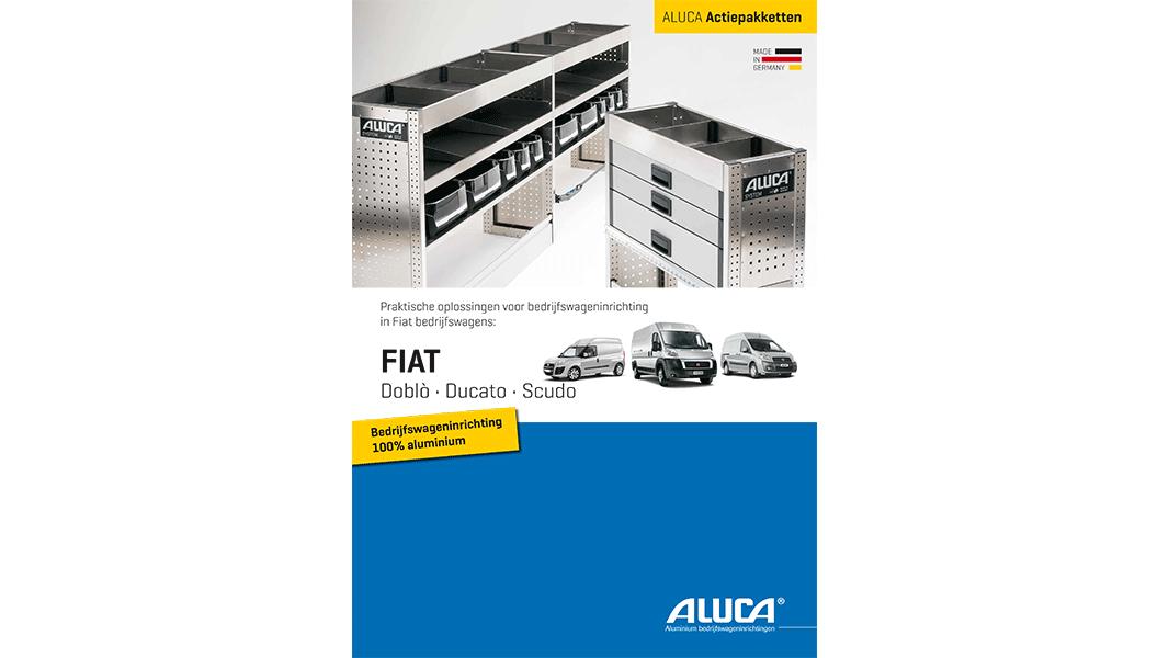 Bedrijfswageninrichting voor Fiat screenshot