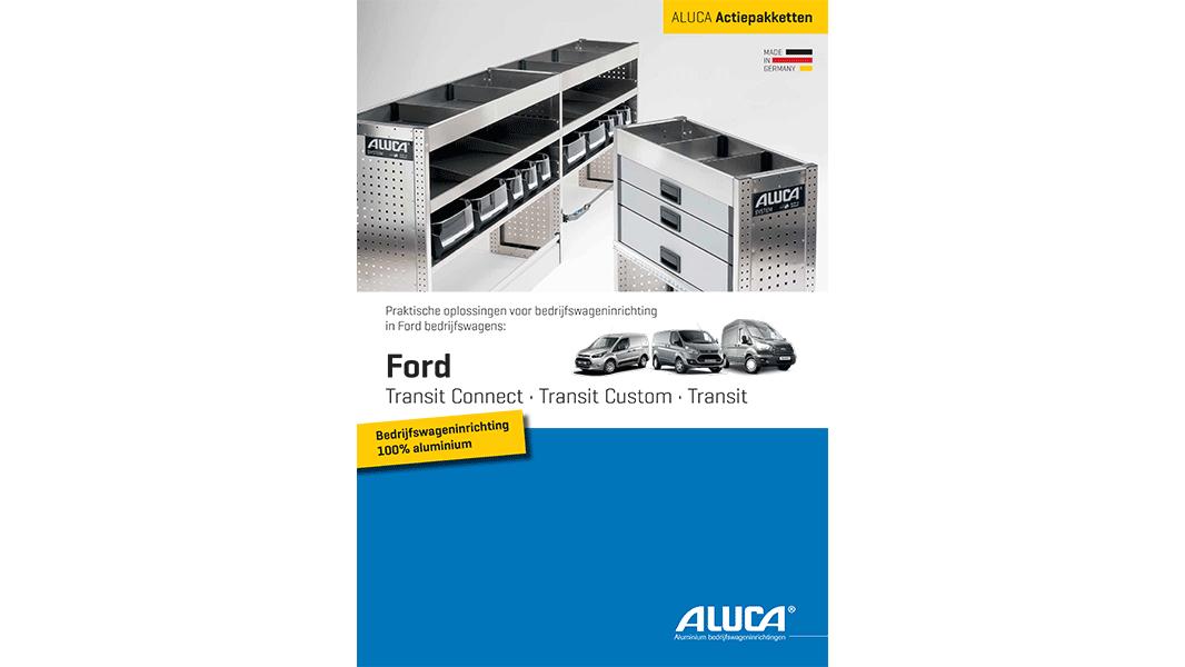 Bedrijfswageninrichting voor Ford screenshot