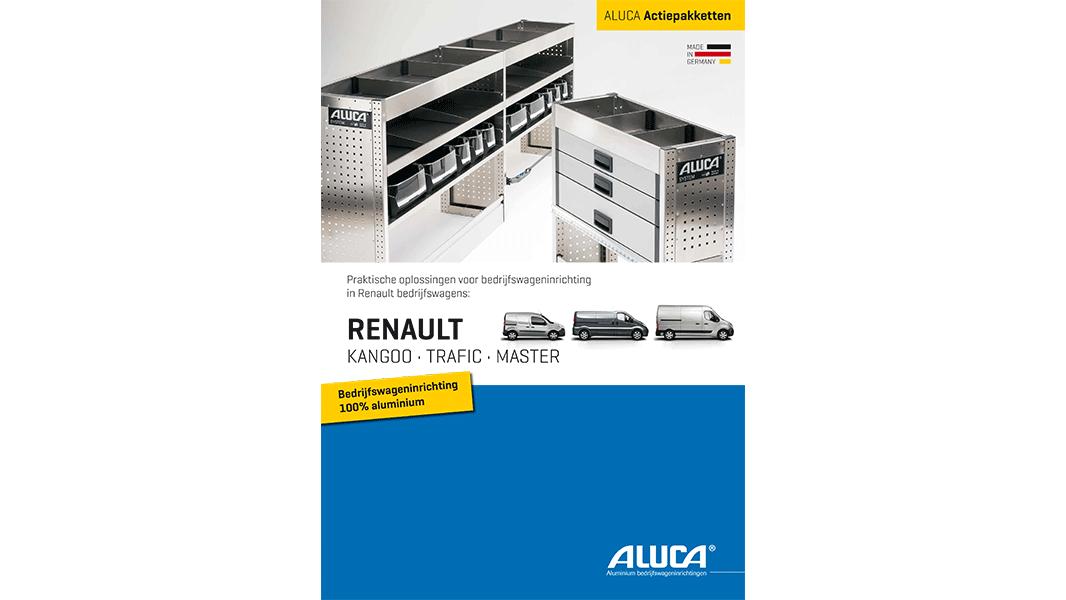 Bedrijfswageninrichting voor Renault screenshot