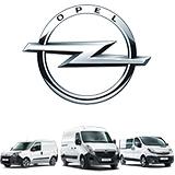 inbouwmodules voor Opel