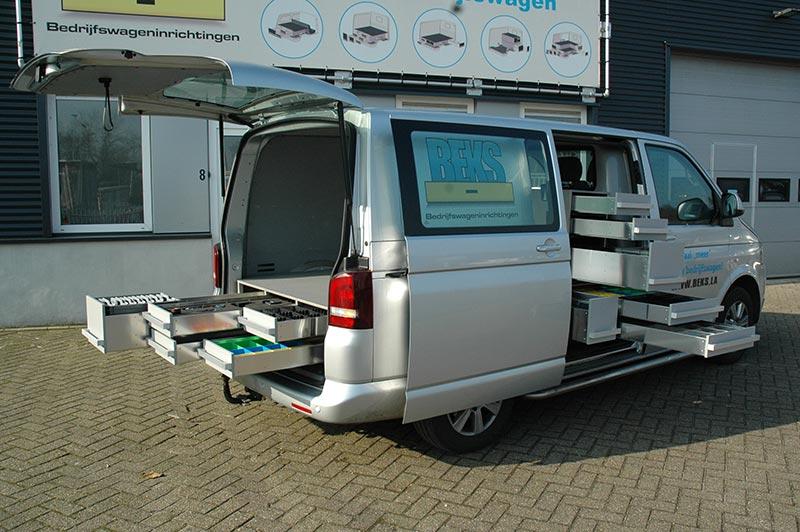 Beks Onderladen Systeem Volkswagen Transporter